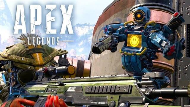 Rumor: Estas serán las nuevas leyendas (y el nuevo arma) de Apex Legends