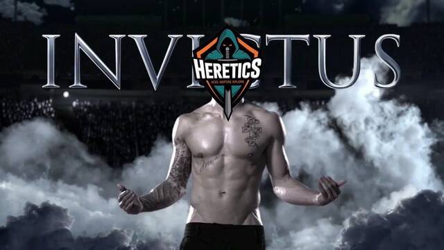 Team Heretics sigue INVICTUS en la Pro League de Call of Duty