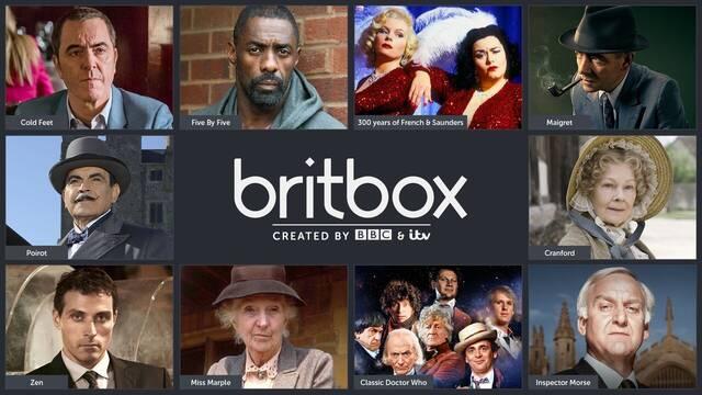BBC y ITV se unen y presentan BritBox, el Netflix de Reino Unido