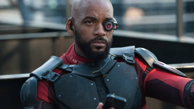 Will Smith no regresará a su papel como Deadshot en 'Escuadrón Suicida 2'