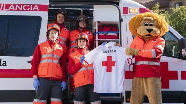 MAD Lions se une a la Cruz Roja para colaborar con proyectos sociales