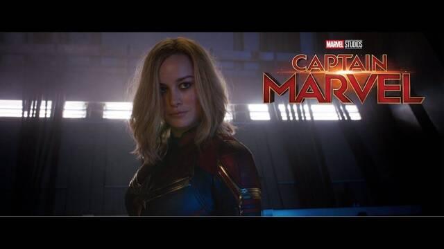 'Capitana Marvel' brilló con su propio teaser en la Super Bowl 2019