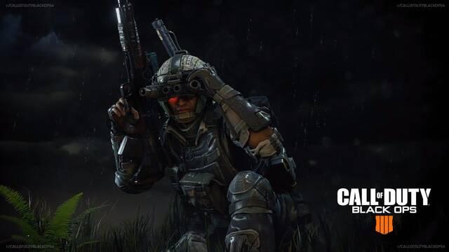 Recon es el especialista más utilizado en el multijugador de Black Ops 4