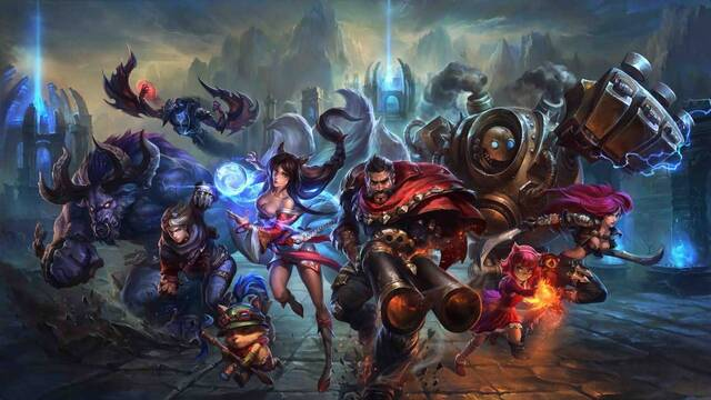 Riot no está desarrollando un MMO de League of Legends