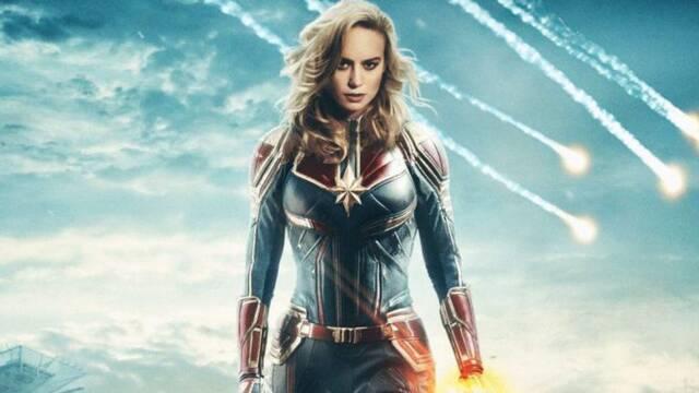'Capitana Marvel' será una película exclusiva de Disney+