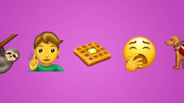 Ya sabemos los 230 emojis que llegarán en 2019