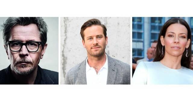 Gary Oldman, Armie Hammer y Evangeline Lilly protagonizarán 'Dreamland'