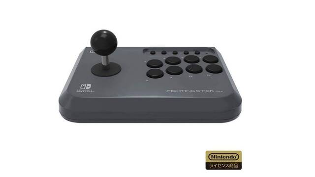Hori lanza su Fighting Stick Mini para Nintendo Switch