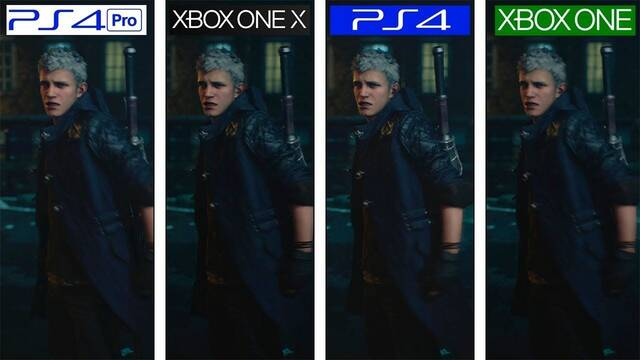 Así se ve la nueva demo de Devil May Cry 5 en PS4 y Xbox One