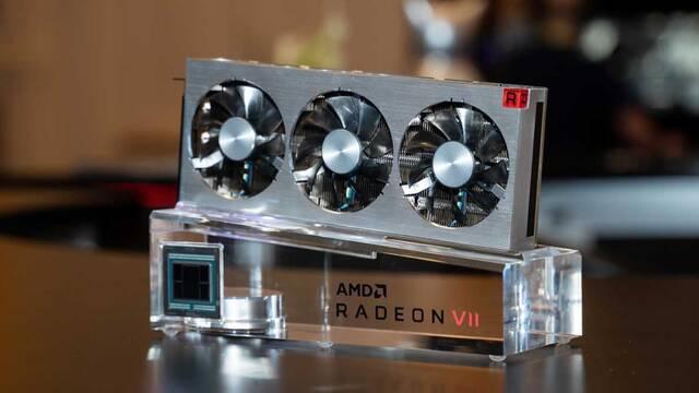 La AMD Radeon VII se enfrenta a la RTX 2080 en estos nuevos benchmarks