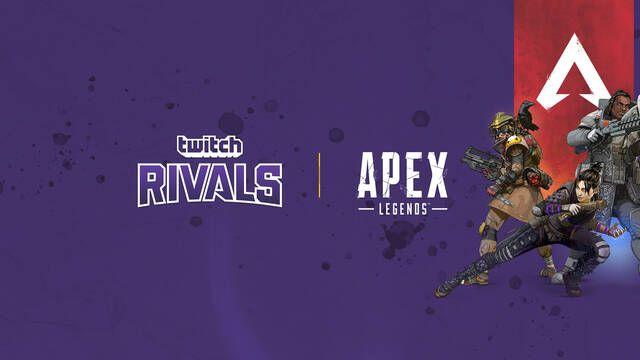 Cómo ver el Twitch Rivals de Apex Legends con 200.000 dólares en juego