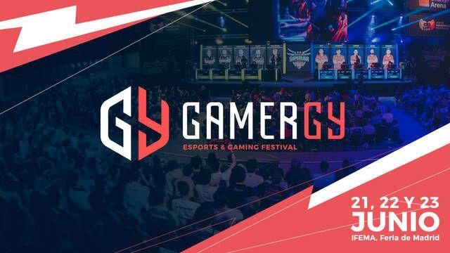 Gamergy 2019 vuelve del 21 al 23 de junio con una nueva imagen