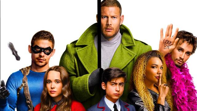 Crítica The Umbrella Academy: Supertraumas y acción en lo nuevo de Netflix