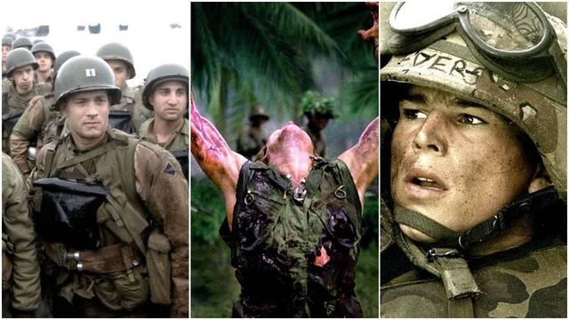 Las 25 MEJORES películas BÉLICAS (de GUERRA) de TODOS LOS TIEMPOS (Actualizado 2020)