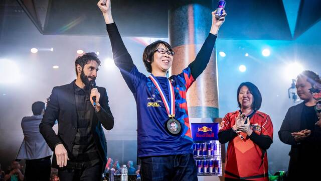 GO1, campeón del Red Bull Dragon Ball FighterZ World Tour