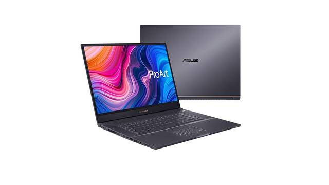 ASUS presenta su nuevo portátil ProArt StudioBook Pro 17