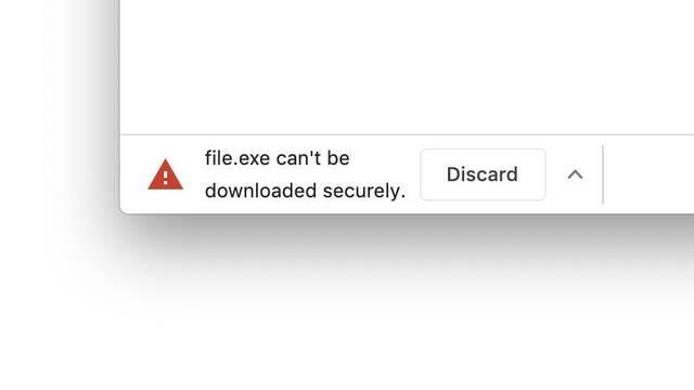 Google Chrome bloqueará las descargas inseguras durante el 2020