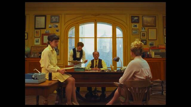 The French Dispatch: Lo nuevo de Wes Anderson presenta tráiler y póster