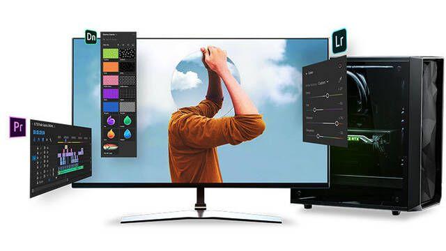 NVIDIA y Adobe se alían para mejorar el rendimiento de aplicaciones profesionales