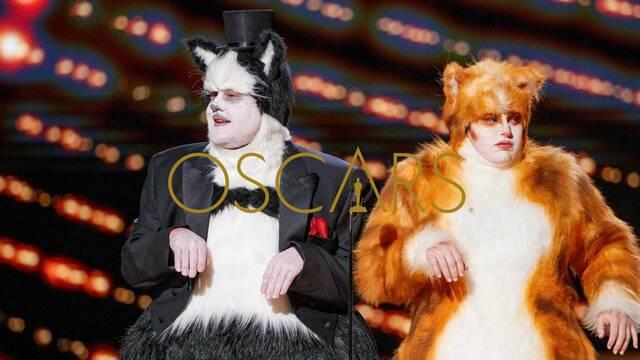 Oscar 2020: La broma de Cats no gustó a la VFX Society