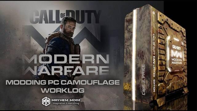 El PC Modding de los viernes: Call of Duty