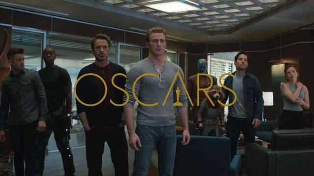 Vengadores: Endgame, la más taquillera que no se coló en los Oscar