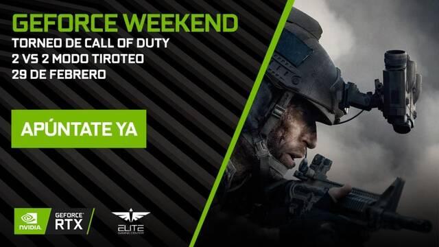 NVIDIA y Elite Gaming lanzan un torneo de Call of Duty con unas RTX 2070 Super en juego