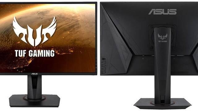 Así es el monitor ASUS TUF Gaming para jugar a 1080p con 280 Hz y NVIDIA G-Sync