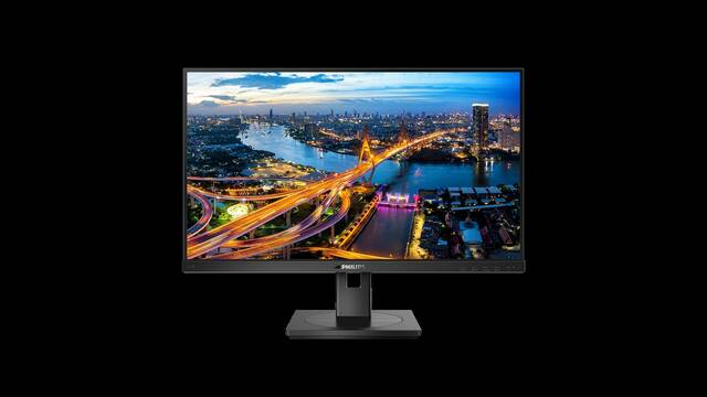 MMD presenta el nuevo monitor UBS-C Philips 243B1 de uso profesional