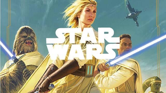 Star Wars revela cómics y libros dedicados a la Alta República