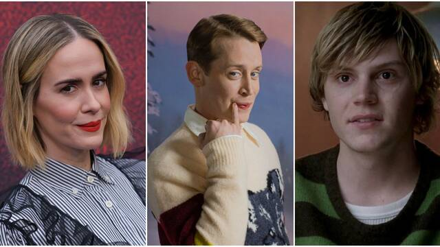 American Horror Story 10: Paulson, Peters y Macaulay Culkin confirmados