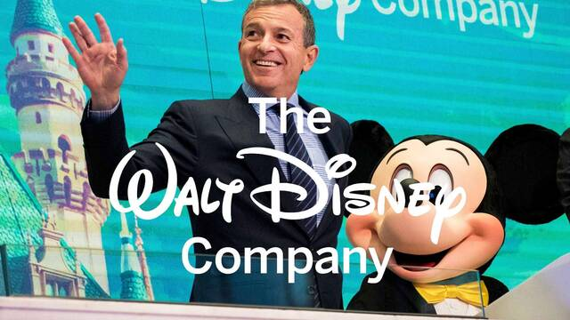 Disney: Bob Iger deja el cargo como CEO de la compañía