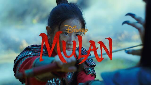Mulan no incluye un beso en cierta escena para pasar la censura de China
