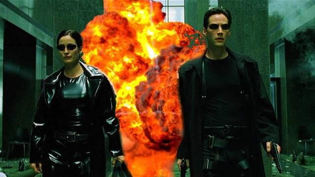 Matrix 4: El rodaje en San Francisco ha provocado una explosión