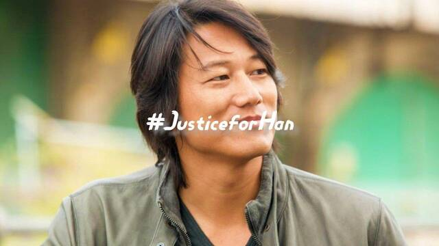 Fast & Furious: El hashtag #JusticeforHan se hace oficial