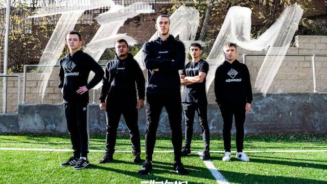 Gareth Bale, el futbolista del Real Madrid, crea Ellevens, su club de esports