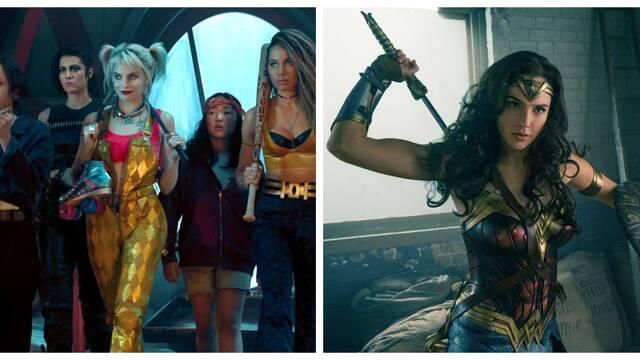 El reparto de Birds of Prey quiere un crossover con Wonder Woman