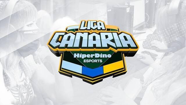 Finaliza el primer split de la 3ª edición de la 'Liga Canaria de Esports HiperDino' con 3700 nuevos participantes