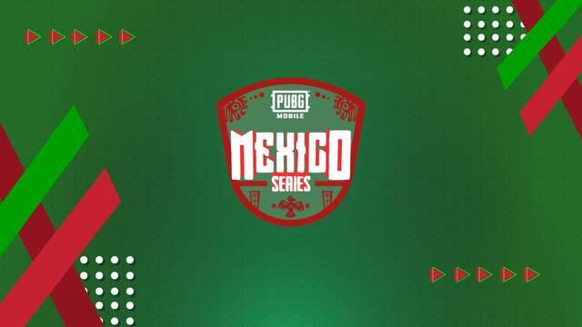 México Series es el primer torneo exclusivo de PUBG Mobile en México
