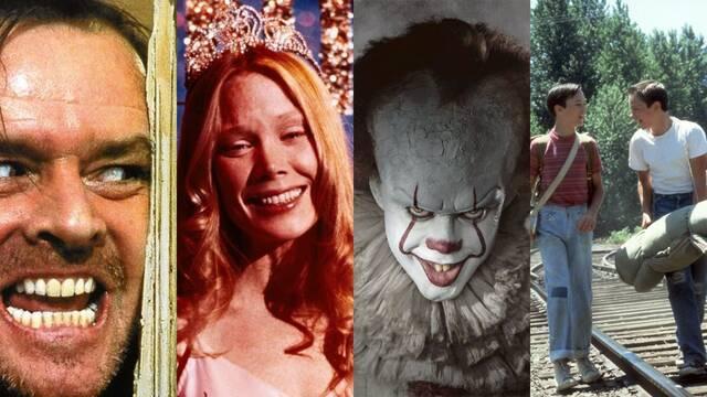 Las 12 mejores películas basadas en novelas de Stephen King