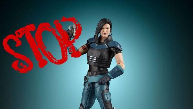 The Mandalorian: Hasbro anuncia que no fabricará más figuras de Cara Dune