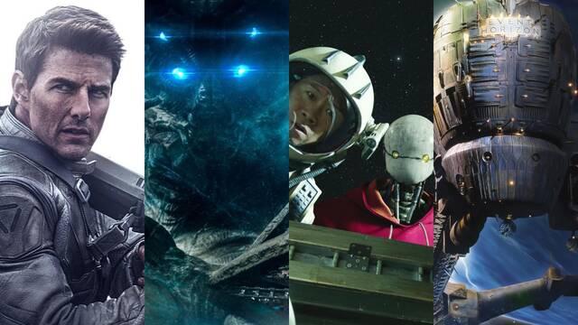 Las 15 Mejores Películas De Ciencia Ficción En Netflix España Actualizado 2021 17 2 2021 Vandal Random