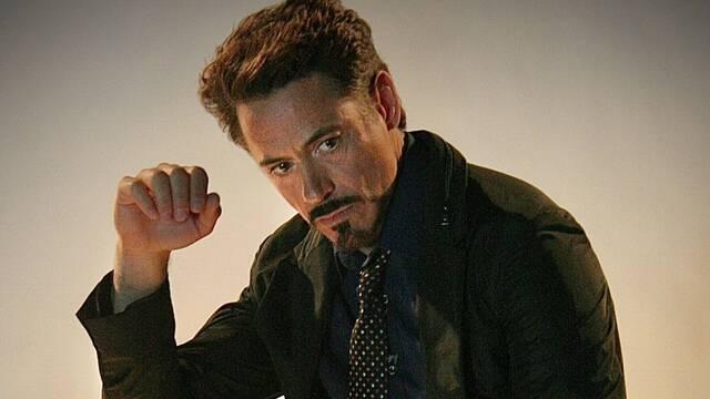 Robert Downey Jr. comparte una foto 'marvel-osa', echando la vista atrás