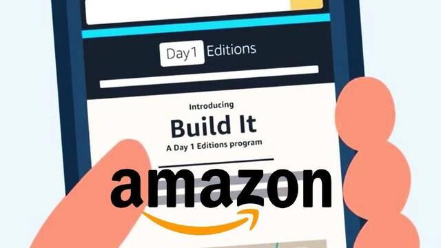 Build It: El nuevo servicio de Amazon donde los clientes financian el producto