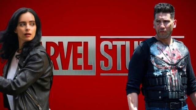 Marvel Studios recupera los derechos de The Punisher y Jessica Jones de Netflix