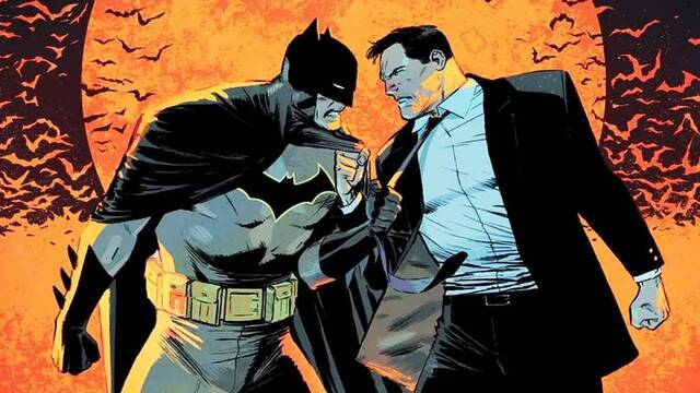 Batman: Un nuevo cómic alerta de la dudosa financiación de Bruce Wayne