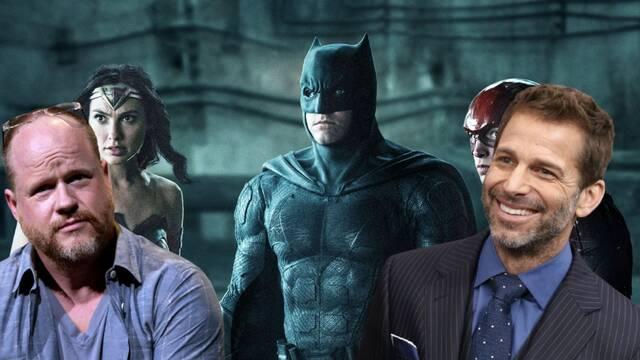 Warner Bros: 'La Liga de la Justicia de Joss Whedon era una mierda y lo sabíamos'