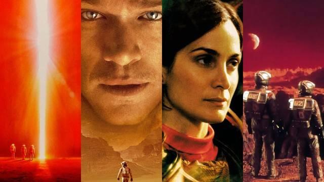 Las 8 mejores películas que puedes ver sobre Marte