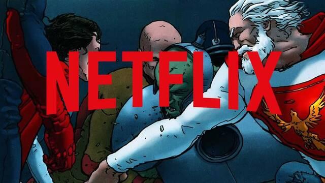 Jupiter's Legacy llegará a Netflix el próximo 7 de mayo y estrena tráiler