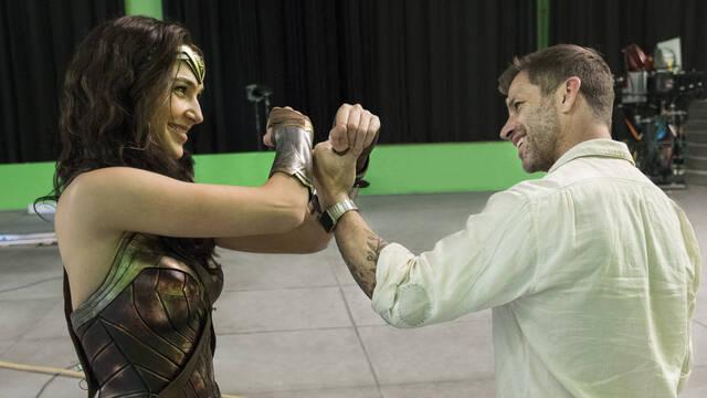 Gal Gadot: 'Gracias a Zack Snyder y Wonder Woman no dejé la actuación'